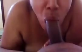Only blowjob bhabhi
